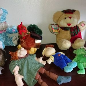 Other - NEW plush toy sttafed animals $10 each